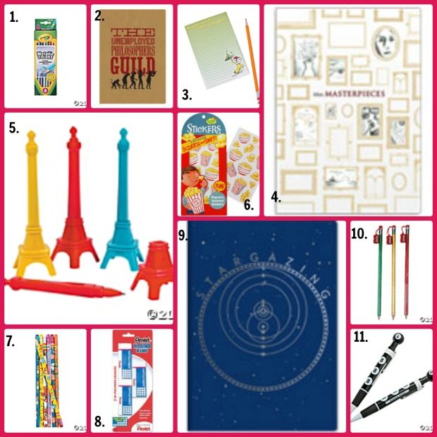 stocking-stuffers-office-supplies-numbered
